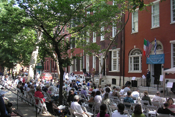 Photo credit: The Rosenbach Museum and Library